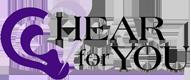 Hear For You Logo